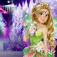 Игра Тайны зимнего леса онлайн