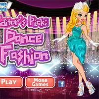 Игра Танцевальная мода онлайн
