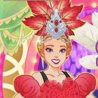 Игра Мода: Танцевальный Наряд онлайн
