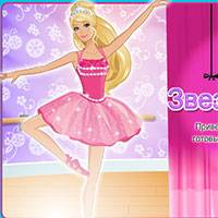 Игра Танцы Барби онлайн