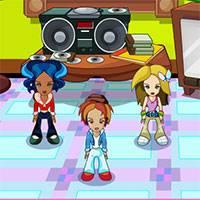 Игра Танцы хип хоп онлайн
