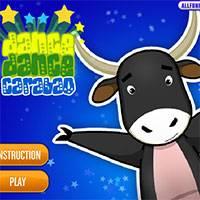 Игра Танцы с коровой онлайн