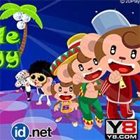 Игра Танцы с обезьянами онлайн