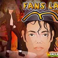 Игра Танец фаната Майкла Джексона онлайн