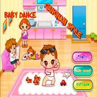 Игра Танец для детей онлайн
