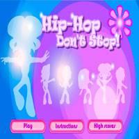 Игра Танцы хип-хоп онлайн