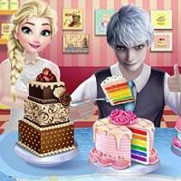 Игра Готовить торты на свадьбу онлайн