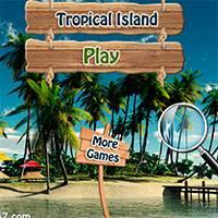 Игра Тропический остров онлайн