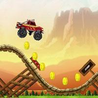 Игра Truck truck онлайн