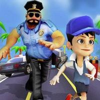 Игра Убегающий мальчик онлайн