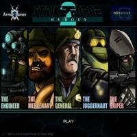 Игра Ударный отряд онлайн