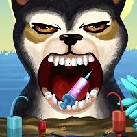 Игра Вырывать зубы онлайн