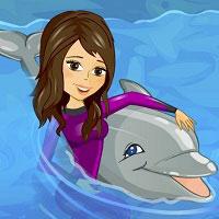 Игра Выступает дельфин 1 онлайн