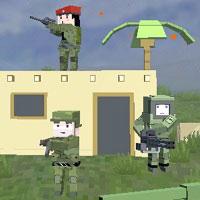 Флеш игры майнкрафт война