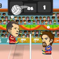 Игра Волейбол головами онлайн