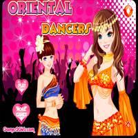 Игра Восточные танцы онлайн