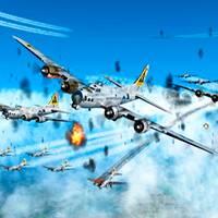 Игра Воздушный бой на троих онлайн