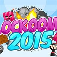 Игра Взрывные блоки 2015 онлайн