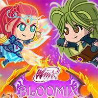 Игра Винкс Блумикс онлайн
