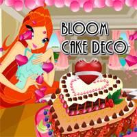 Игра Винкс День Рождения Блум онлайн
