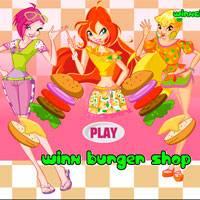 Игра Винкс кафе онлайн