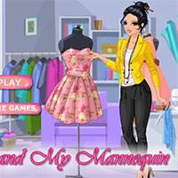 Игра Я и мой манекен онлайн