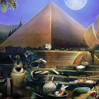 Дом фараона: скрытые предметы