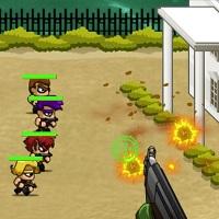 Игра Защита базы онлайн
