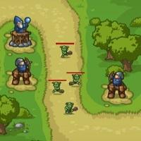 Игра Защита королевства онлайн