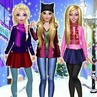 Игра Зимняя ярмарка онлайн