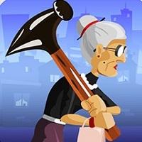Игра Злая бабушка онлайн