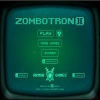 Игра Зомботрон 3 онлайн