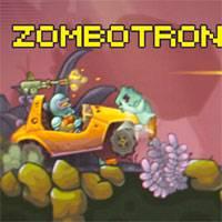 Игра Зомботрон 5 онлайн