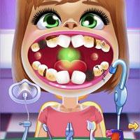 Игра Зубы онлайн