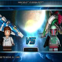 Звездные войны битва игра маленькие звездные войны игра