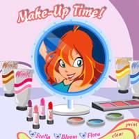 Игра Винкс макияж онлайн