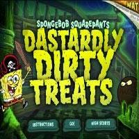 Игра Губка Боб против призраков онлайн