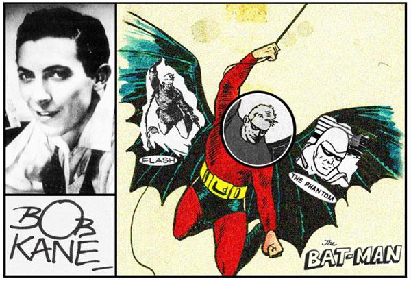 Бэтмен Боба Кейна