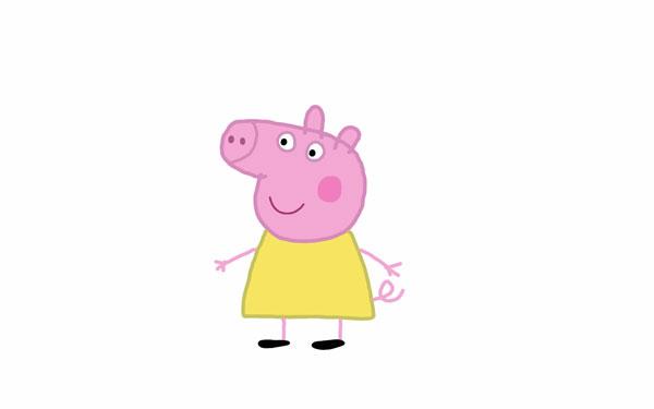 Персонажи мультфильма Свинка Пеппа