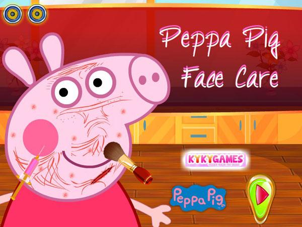 Видеоигры Свинка Пеппа
