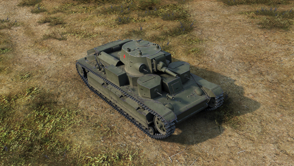World of Tanks. Техника
